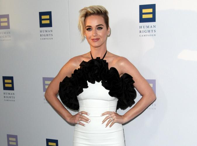 Katy Perry : Au coeur d'une polémique pour son dernier morceau !