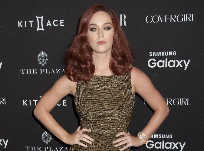 Katy Perry : chanteuse la mieux payée en 2015 !