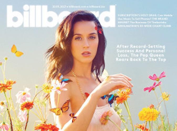Katy Perry : elle a eu des pensées suicidaires après sa séparation d'avec Russell Brand !