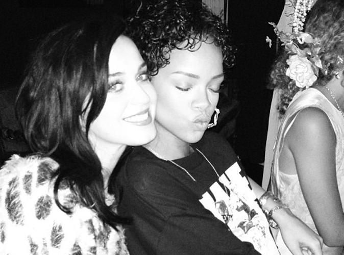 Katy Perry : elle est de nouveau copine avec Riri  !