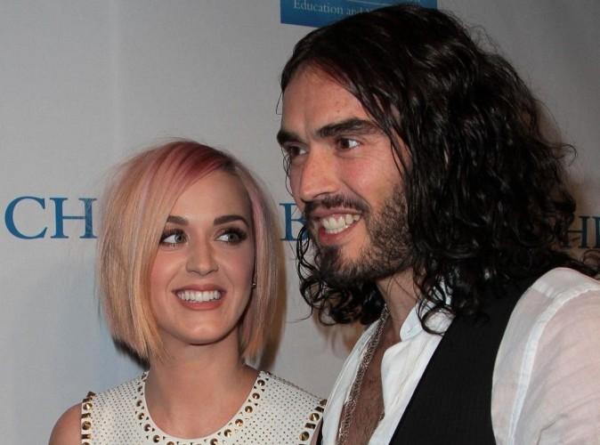 Katy Perry et Russell Brand : c'est confirmé, ils ont passé Noël séparément !