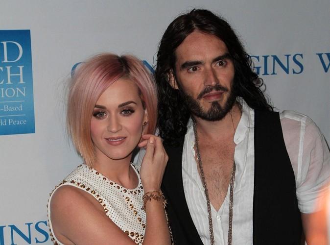 Katy Perry et Russell Brand : ça y est, ils déménagent leurs affaires !