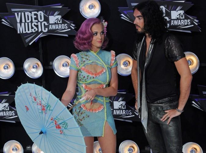 Katy Perry et Russell Brand : le divorce était joué d'avance…