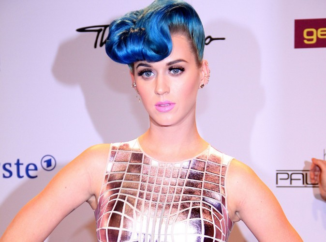 Katy Perry : gênée par les odeurs de son équipe de tournage!