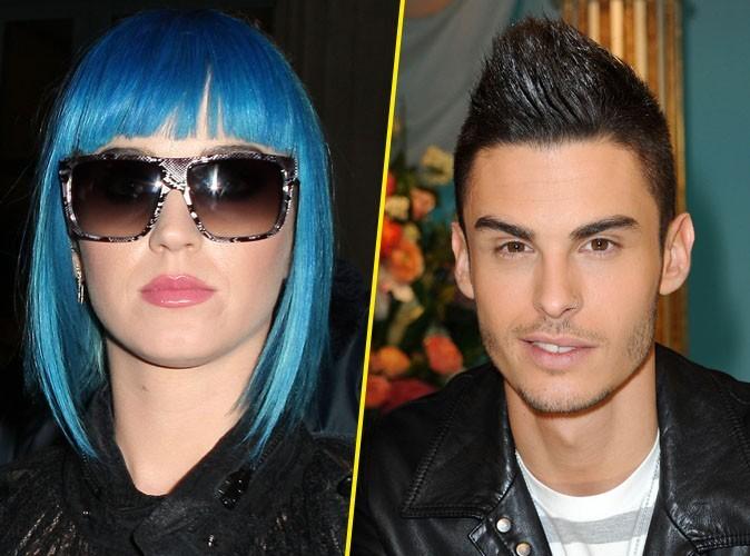 Katy Perry : le beau Baptiste Giabiconi est venu l'accueillir pour son arrivée à Paris...