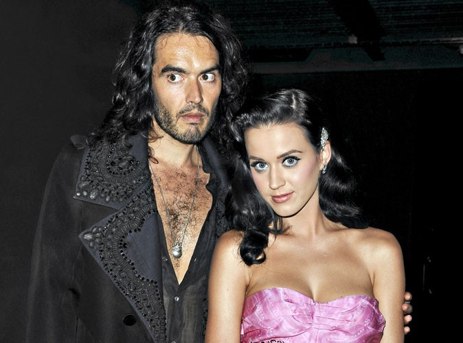Katy Perry : plaquée par Russell Brand !
