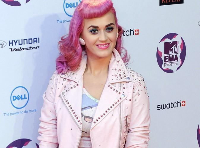 Katy Perry : premier tapis rouge depuis sa séparation !
