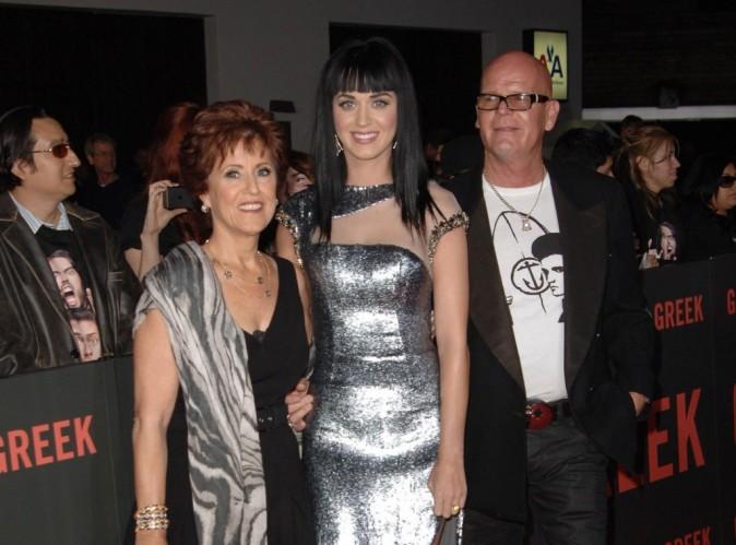 Katy Perry : ses parents veulent déjà la recaser avec un footballeur américain !