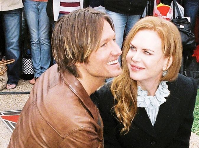 Keith Urban : plus amoureux que jamais de Nicole Kidman quand il reçoit son étoile sur le walk of fame de Nashville