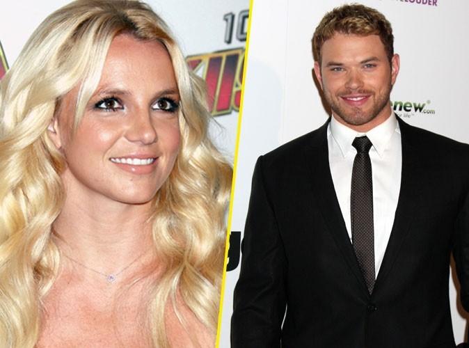 Kellan Lutz ne veut pas jouer les lovers dans le prochain clip de Britney Spears !