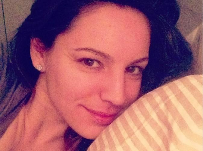 Kelly Brook : divine sans maquillage !