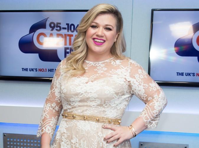 Kelly Clarkson enceinte de son deuxième enfant !