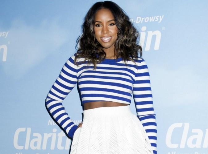 Kelly Rowland : découvrez combien de kilos elle a perdus depuis son accouchement... Impressionnant !
