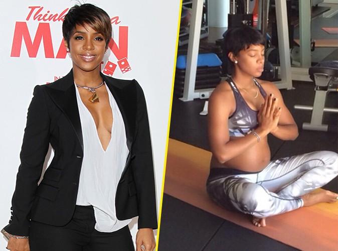 Kelly Rowland : la star dévoile son joli ventre de grossesse pour la toute première fois !