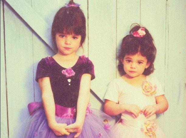 Kendall et Kylie Jenner : les jeunes bombasses de la famille Kardashian ont aussi été d'adorables petites filles, regardez !