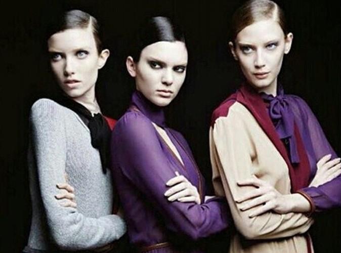 Kendall Jenner : canon, elle pose pour la première fois dans les pages de Vogue Paris !
