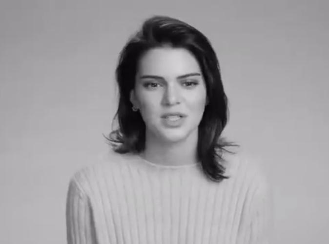 Kendall Jenner confesse : elle a aimé Justin Bieber !