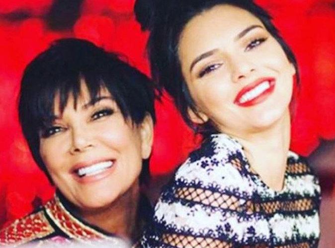 Kendall Jenner en couple avec Harry Styles : sa mère réagit !