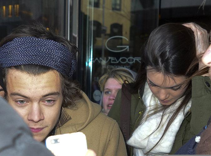 Kendall Jenner et Harry Styles : Ca fricote, ça fricotte !