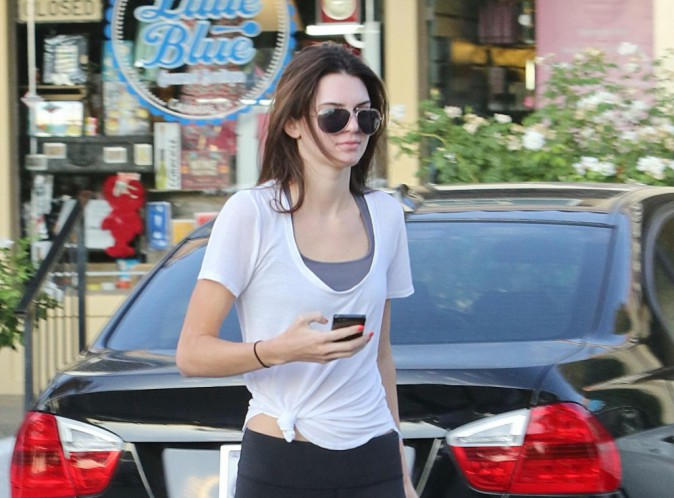 Kendall Jenner : la bikini-girl fond en larmes devant les caméras !