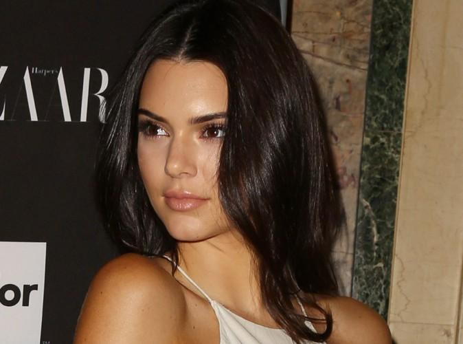 Kendall Jenner dit tout sur son piercing au téton…