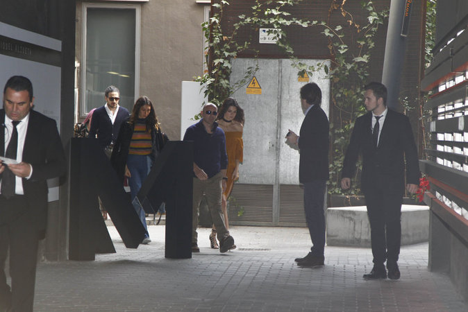 Kendall Jenner à Barcelone pour la nouvelle campagne Mango