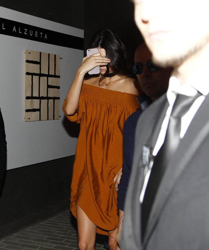 Kendall Jenner, égérie de la marque Mango