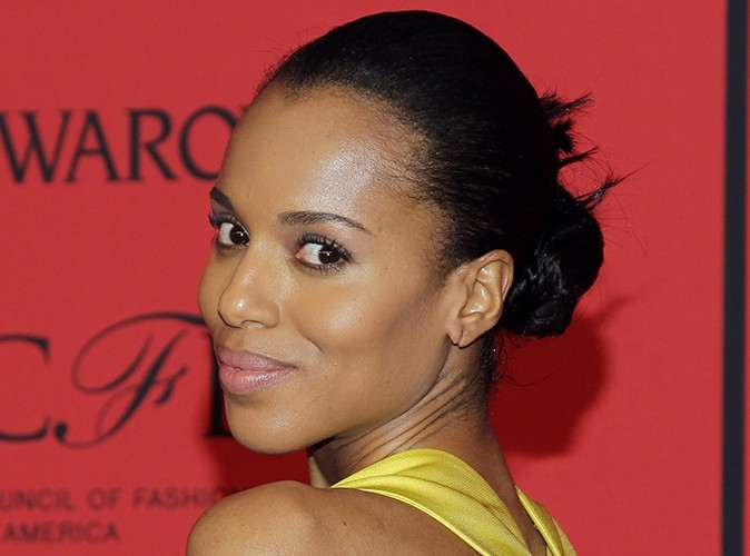 Kerry Washington : elle s'est mariée en secret !