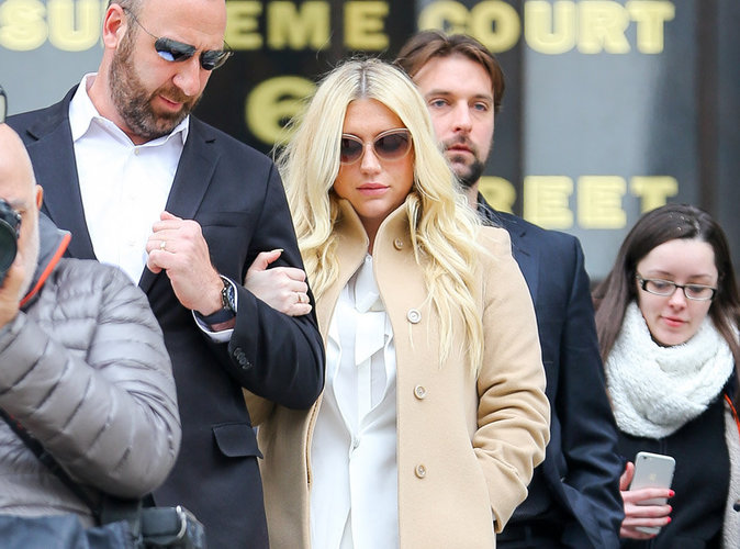 Kesha : ruinée, Taylor Swift lui vient en aide.