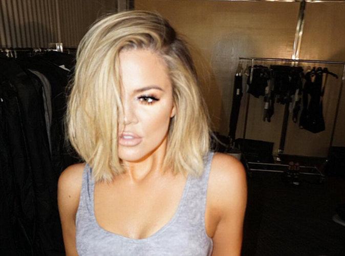 Khloe Kardashian : après la polémique sur ses photoshoppées, elle publie une photo sexy !