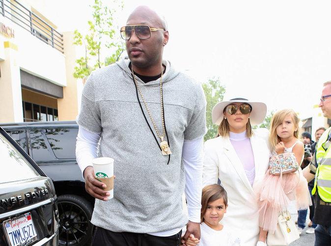 Khloe Kardashian : Avec Lamar Odom, ils ne se lâchent plus, mais vraiment plus du tout!