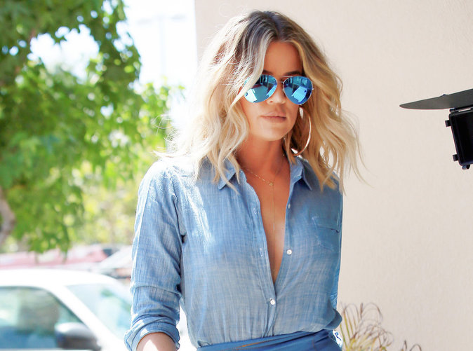 Khloe Kardashian : Ça danse collé-serré avec son nouveau boyfriend !