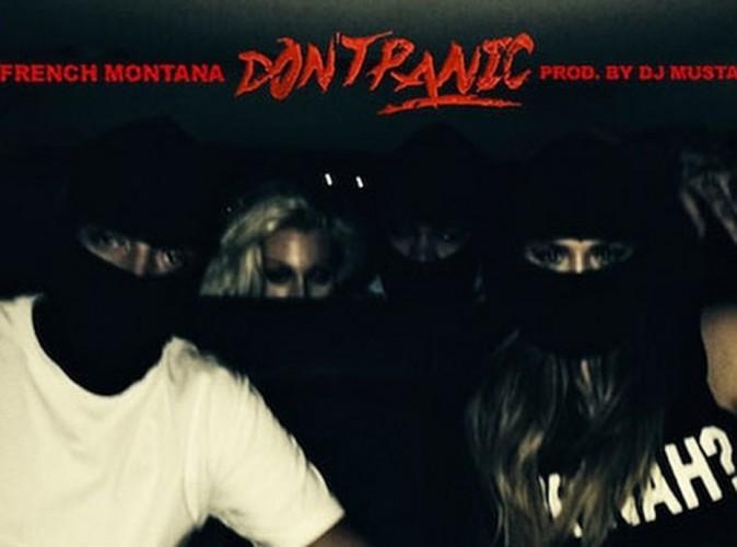 Khloe Kardashian et French Montana : cagoul�s, ils se la jouent Beyonc� et Jay-Z !