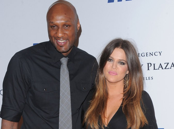 Khloe Kardashian et Lamar Odom : photographiés ensemble pour la première fois depuis des mois...