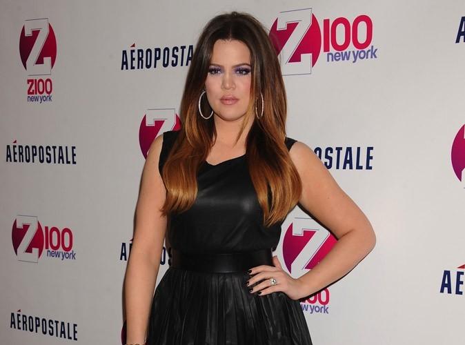 "Khloe Kardashian : ""Kim et Kanye West sont mignons ensemble"""
