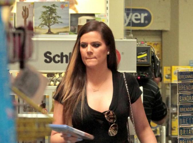 """Khloe Kardashian lâche l'affaire et """"n'essaye plus de sauver Lamar Odom!"""""""