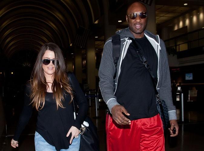 Khloe kardashian lamar odom a fui le domicile conjugual for Maison de la famille kardashian