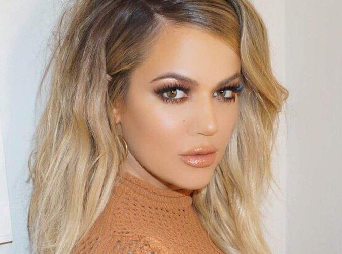 Khloe Kardashian : loin d'être naturelle ? La photo qui divise la toile!