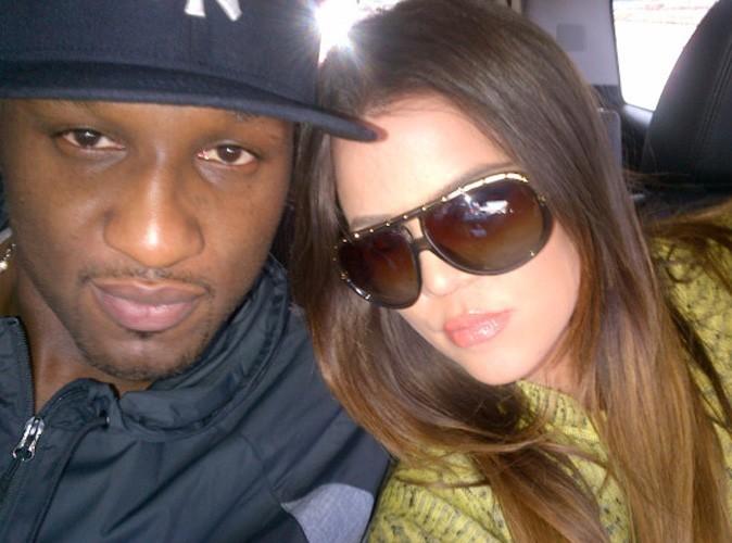 Khloé Kardashian : malgré les tensions, elle joue la carte de l'unité avec Lamar !