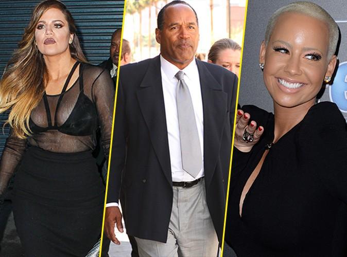 Khloe Kardashian : O.J. Simpson son vrai père ? Amber Rose balance !
