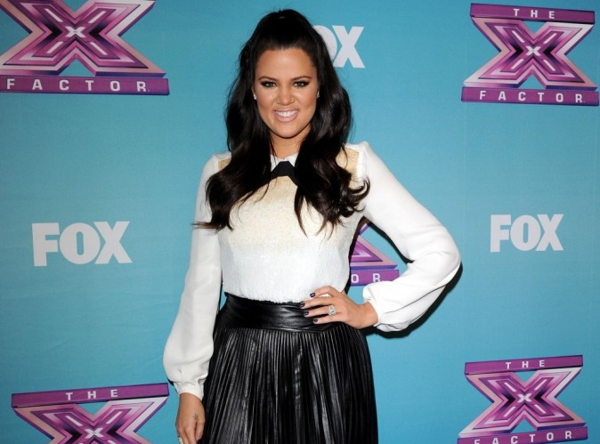 Khloe Kardashian : virée du X-Factor... Enfin la confirmation !