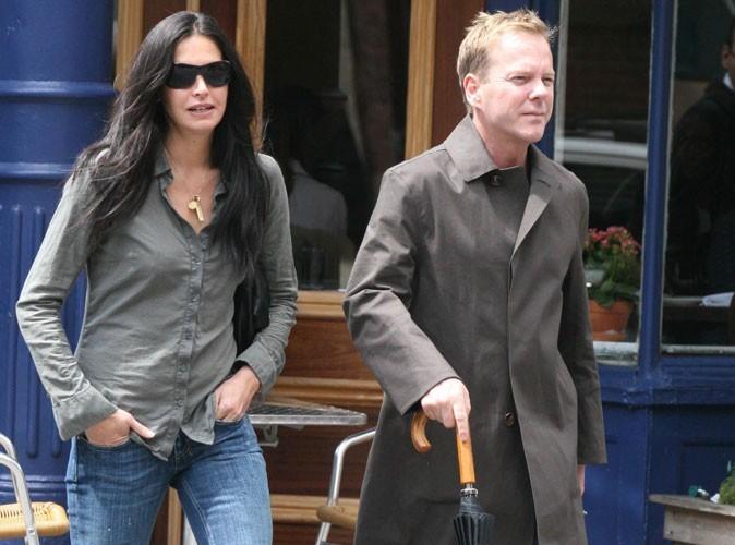 Kiefer Sutherland : sa rupture avec Siobhan Bonnouvrier en 24 heures chrono ?