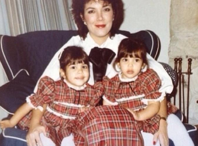 Kim et Kourtney Kardashian : de véritables jumelles !