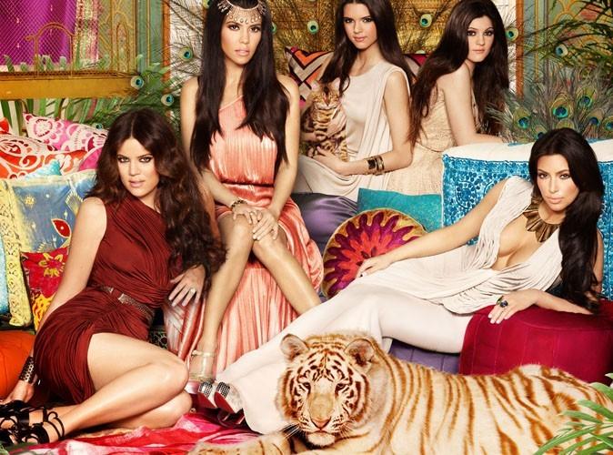 Kim Kardashian : avec sa famille, elle décroche un contrat à 40 millions de dollars pour passer à la télé !