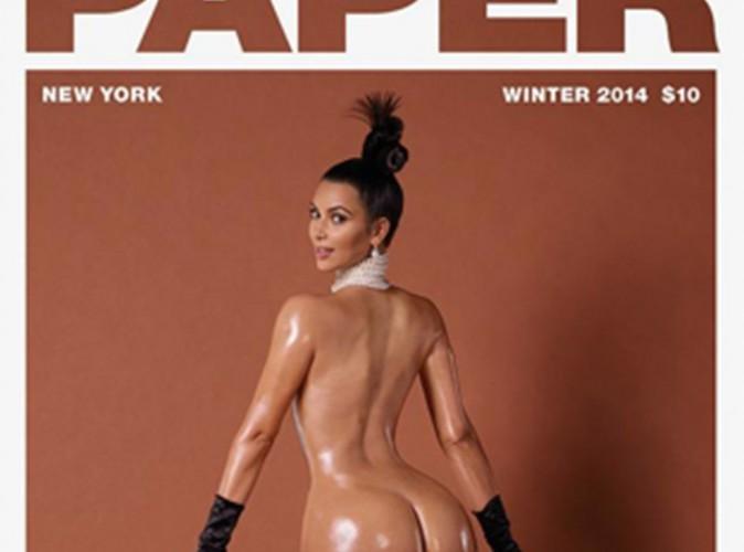 Kim Kardashian : après le côté fesses, place aux seins et à son intimité !