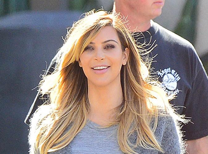 """Kim Kardashian : """"complètement détruite"""" par les critiques sur son poids pendant sa grossesse !"""