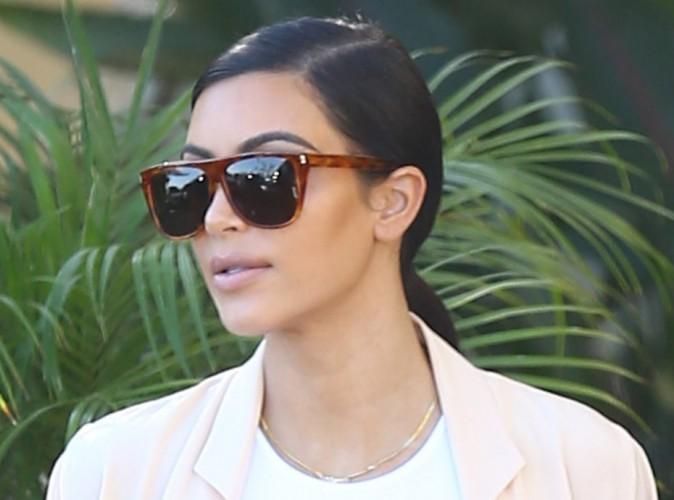 Kim Kardashian de nouveau enceinte ? Cela se pr�cise