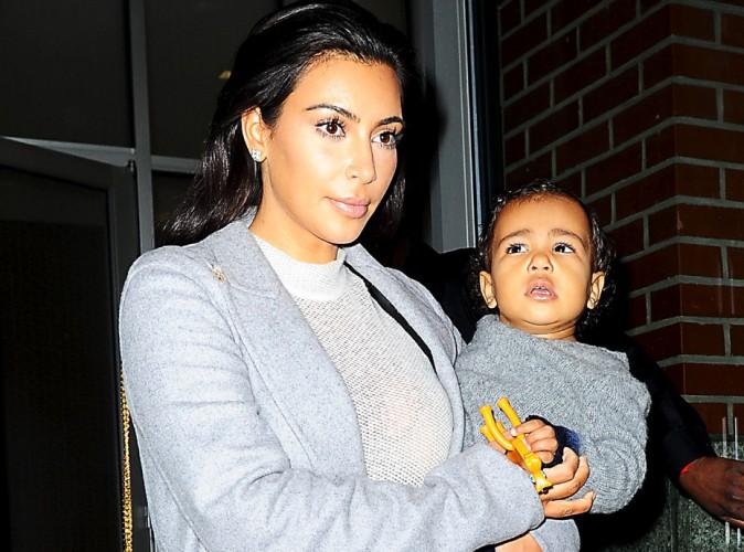 Kim Kardashian : déchirée de devoir passer une semaine loin de North !
