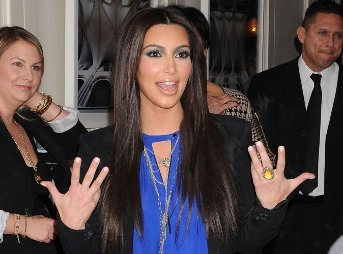 Kim Kardashian : depuis son agression elle devient parano !