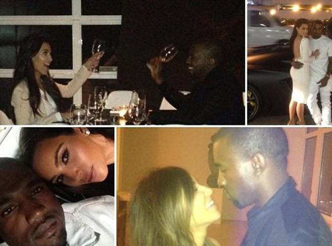"""Kim Kardashian : elle appelle Kanye West """"l'homme de ma vie"""" pour lui souhaiter un joyeux anniversaire !"""